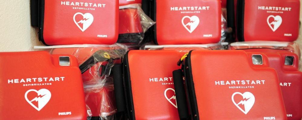 Il defibrillatore mi ha salvato la vita»