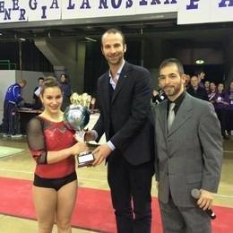 Europei di ginnastica Fasana sì, Rizzelli no