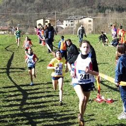 Campestre Studenteschi Bossi sul podio: terza