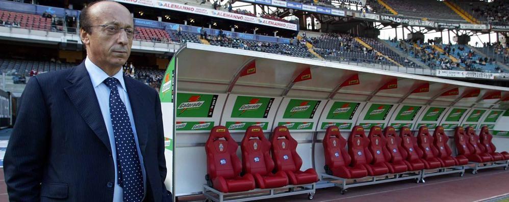 Cala la prescizione  Calciopoli: Moggi prosciolto
