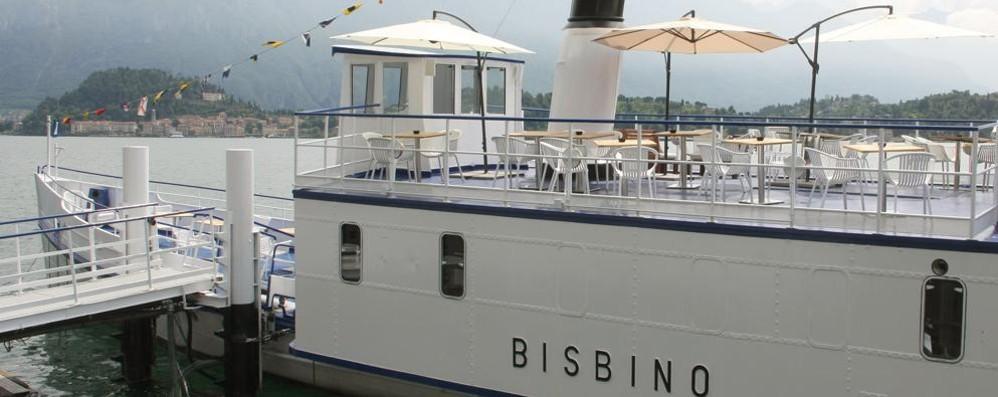 """Navigazione, si riparte  Pronto il nuovo """"Bisbino"""""""