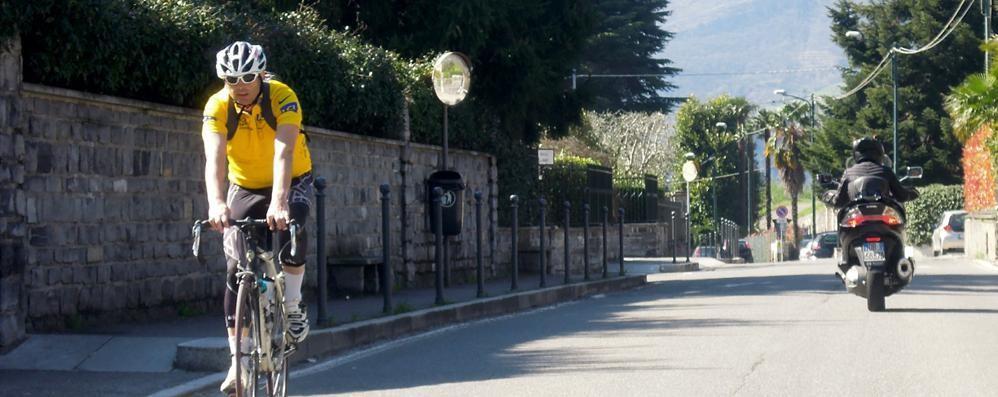 Il Ghisallo al Giro d'Italia  «Grande idea, ora i soldi»