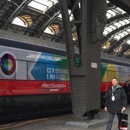 Expo più vicino via treno  «Aziende, venite al Padiglione»