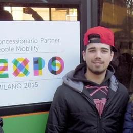 Studenti ingaggiati come guide turistiche  Expo a tutto campo