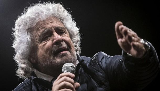 Corruzione:Grillo, serve Procura anti-Pd