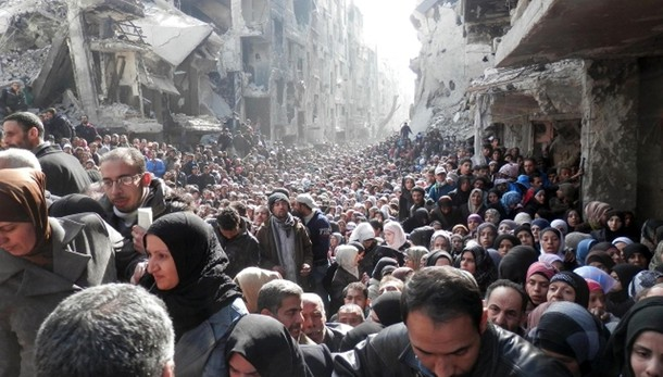 Isis occupa campo profughi a Damasco