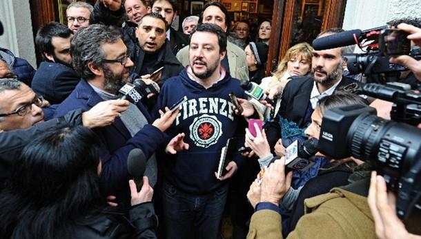 L.elettorale: Salvini, Renzi vuole voto