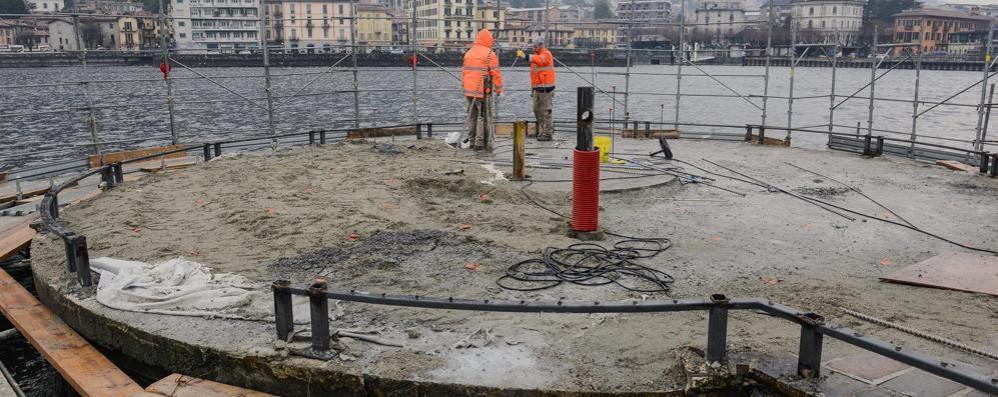 La diga cambia volto e diventa più grande Per il monumento di Libeskind