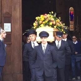 Lurago: ucciso nella strage di Milano  Funerali a Monza con Pietro Grasso