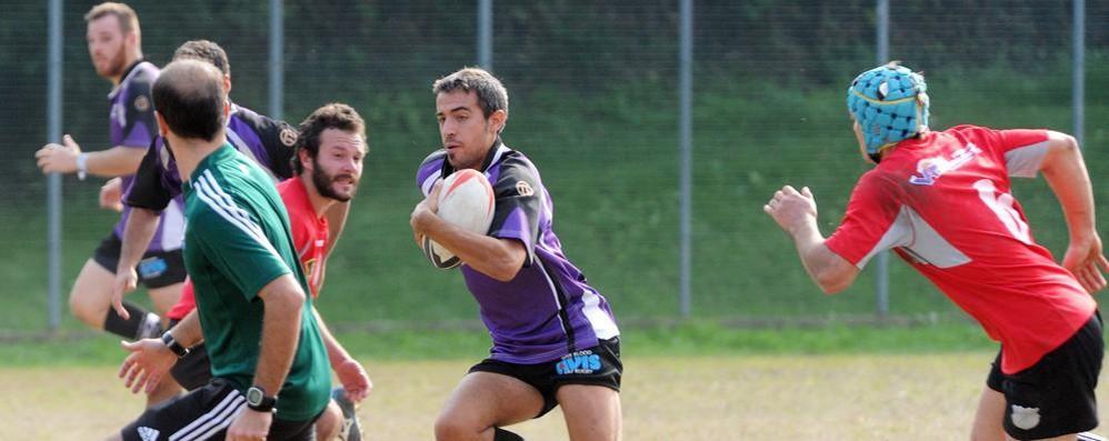 Rugby Como L'ora del derby