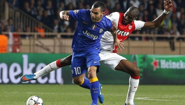 Champions:0-0 a Monaco,Juve è semifinale