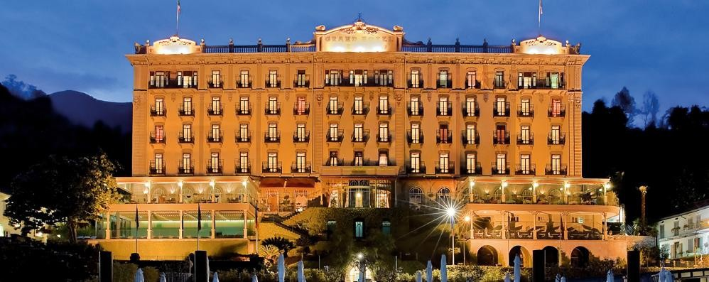 """Il """"Grand Hotel"""" Tremezzo   nel gotha dei locali storici"""