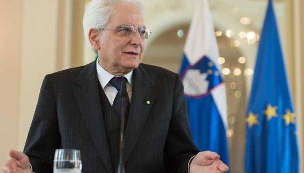 Mattarella, contiamo su iniziative Ue