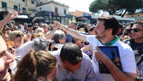 Naufragio: Salvini,Renzi peggio di tutti