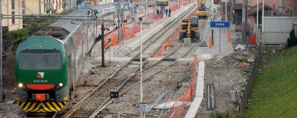 Tre nuovi treni da Erba a Milano   E il Cadorna-Mariano arriva ad Asso