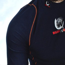 Maglietta ai raggi infrarossi  Da Como alla Parigi-Roubaix