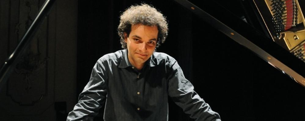 Il pianista Leotta vola in Asia  Suonerà alla serata Cina-Italia