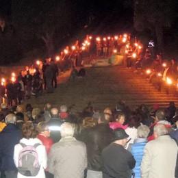 Erba, in 500 alla marcia per i migranti