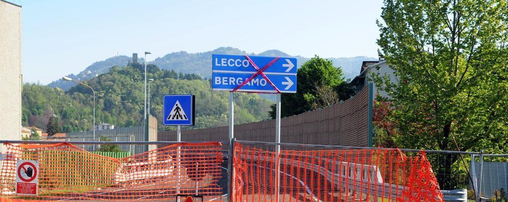 La Varese-Como-Lecco c'è. Sulla carta