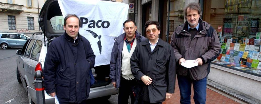 Addio a Ermanno Pizzotti L'impegno in Legambiente e Paco