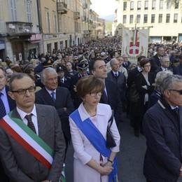 Como processione crocefisso