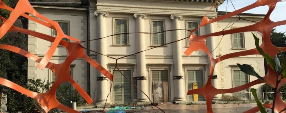 Villa Geno, il bando fa centro A sorpresa spunta un'offerta