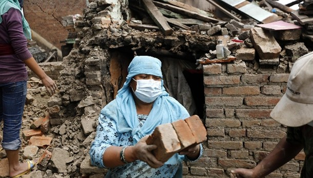 Sisma Nepal: Sindhupalchowk, 1.567 morti