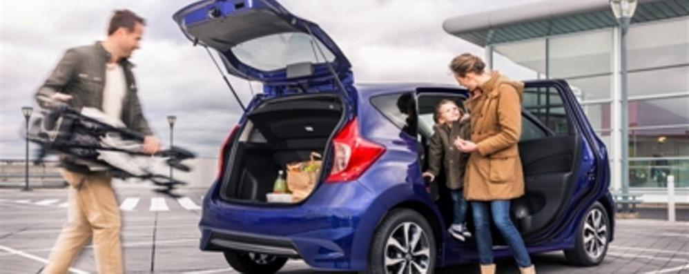 Nissan Note N-Tec Sicurezza tecnologica