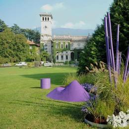 Villa Erba apre a tutti  parco e galoppatoio