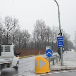 «Alziamo il limite di velocità  sulla Lomazzo-Bizzarone»