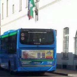 Cantù, anche i bus   nei posti per i disabili