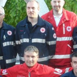 Croce Rossa, festa a Uggiate  «Sempre in aiuto agli altri»