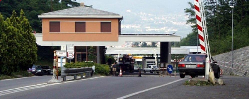 Pensionato scomparso a Valmorea  Trovato in Svizzera sano e salvo