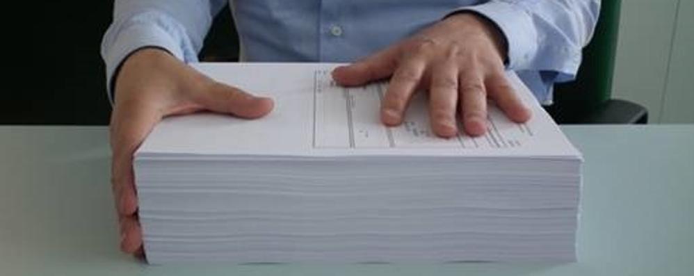Modulo di 671 pagine  Le aziende ringraziano