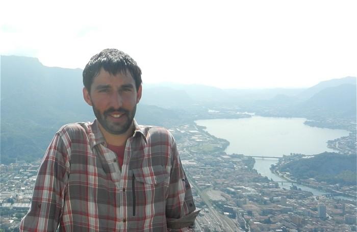 Francesco Coti Zelati, dottorando in astrofisica all'università dell'insubria