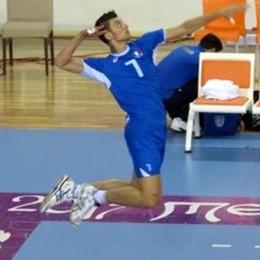 C'è ancora Anzani nell'Italia di volley
