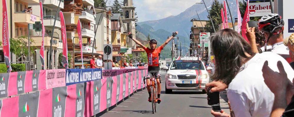 Gran fondo Giro d'Italia, trionfano Lombardi e Schartmüller
