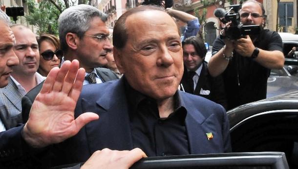 Berlusconi, ormai sono fuori da politica