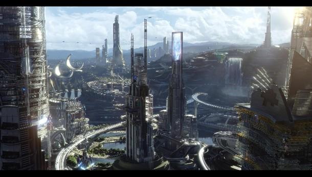 Clooney lancia l'utopico Tomorrowland