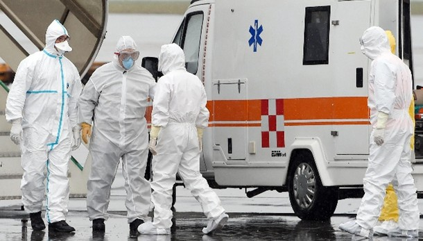 Ebola:17 persone in isolamento a Sassari