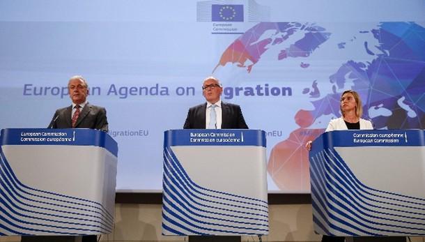 Immigrazione: ok a missione navale Ue