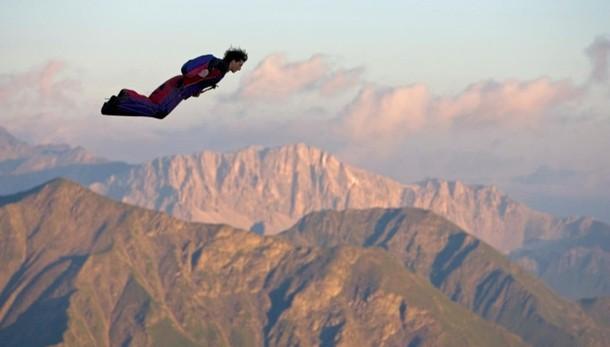 Morto Dean Potter, uomo ragno dei canyon