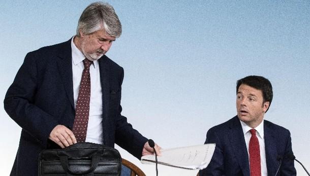 Pensioni: Renzi, in arrivo 2,1 mld