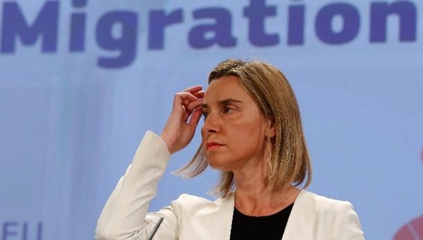 Ue: Mogherini, quartiere generale a Roma