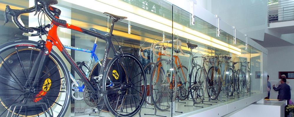 Riapre al Ghisallo il museo del ciclismo