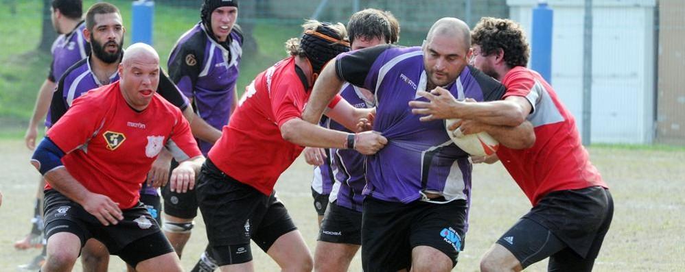 Rugby Como, è importante
