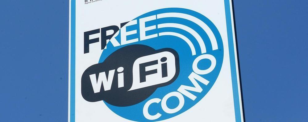 Wi-Fi a Como: ecco la nuova rete gratuita