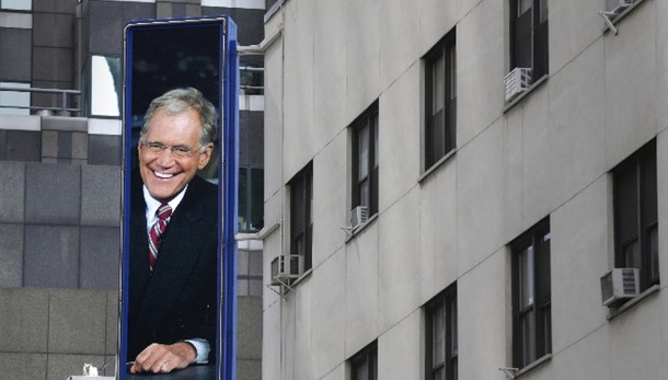 Risate e addio per l'ultimo Letterman