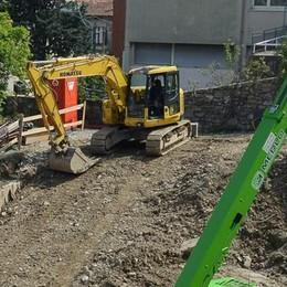 Brunate, finisce l'incubo parcheggi  Nuovo autosilo pronto tra due mesi