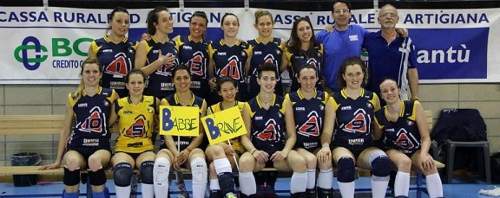 Union Volley Mariano  L'ora delle finali regionali